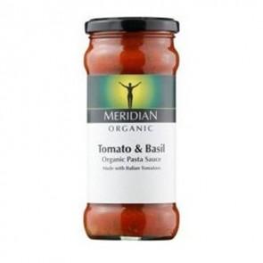 Organic Tomato & Basil pasta sauce 350g