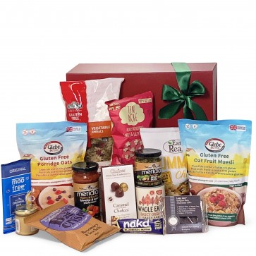 Vegan Delights Gluten Free Gift Box