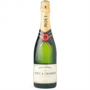 Moet and Chandon champagne 750ml bottle