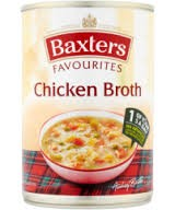 Baxters Chicken Broth