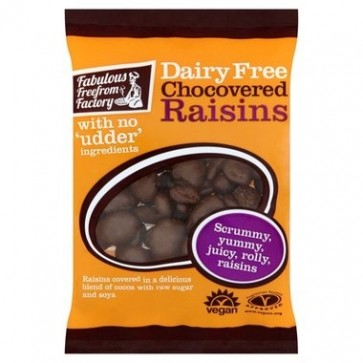 Free From Chocolate Raisins