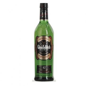 Glenfiddich 12yr old malt 700ml bottle