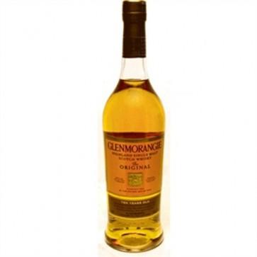 Glenmorangie 10yr old single malt 700ml bottle