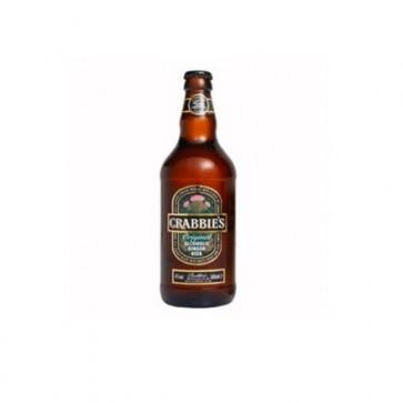 Crabbies Ginger Beer 500ml