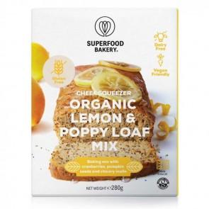Gluten Free Lemon & Poppy Cake Mix 375g